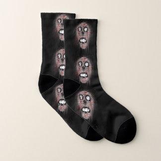 Scary Skulls Socks