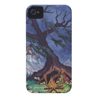 scary tale fairytale blackberry case