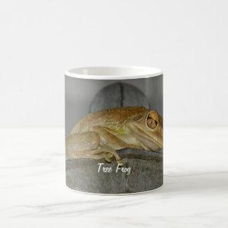 Scary Tree Frog Mug