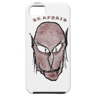 Scary Vampire Drawing Tough iPhone 5 Case