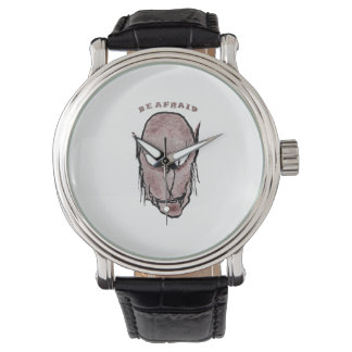 Scary Vampire Drawing Watch