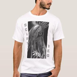 Scary veg plots root revenge T-Shirt