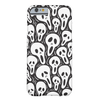 Scary wallpaper barely there iPhone 6 case