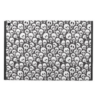 Scary wallpaper iPad air covers