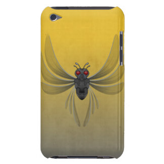 Scary Winged Bug For  Halloween Barely There iPod Case