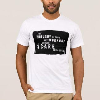 Scary Workout Shirt