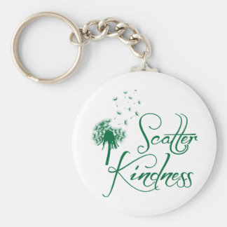 SCATTER KINDNESS KEY RING