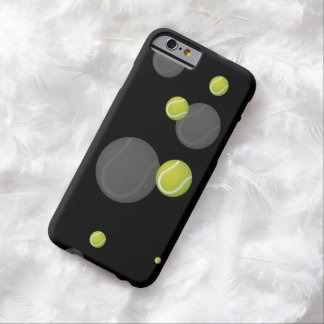 Scattered Tennis Balls | Sport Gift Barely There iPhone 6 Case