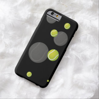 Scattered Tennis Sport Gifts iPhone 4 Case-Mate Case