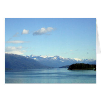 Scene from Alaska Card