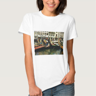 Scene from Portuguese life Tee Shirts