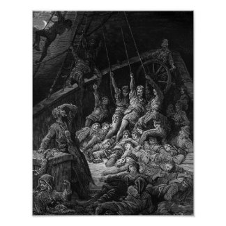 Scene from 'The Rime of the Ancient Mariner' 2 Poster