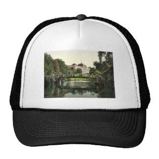 Scene in the Botanical Gardens with Director of Cu Hats