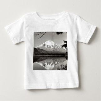 Scene Mount Saint Helens Spirit Lake Baby T-Shirt