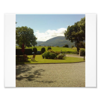 scene of Ireland Photo Print