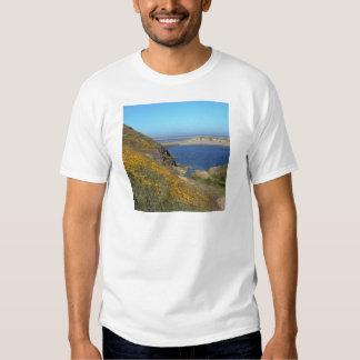 Scene Point Reyes Seashore California T Shirt