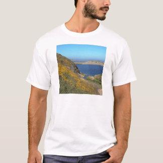 Scene Point Reyes Seashore California T-Shirt
