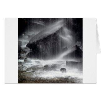 Scene Ranger Creek Falls Card