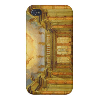 Scene X: the courtyard of the King of Naxos Case For iPhone 4