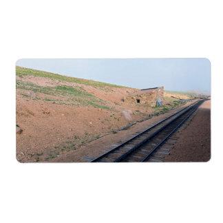 Scenery Along Historic Cog Railway