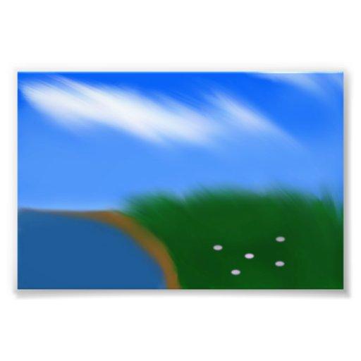 Scenery Painting 1 Photo Art