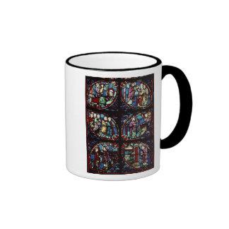 Scenes from the life of Saint John the Baptist Coffee Mug