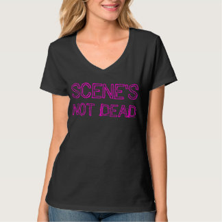 scene's not dead tshirt