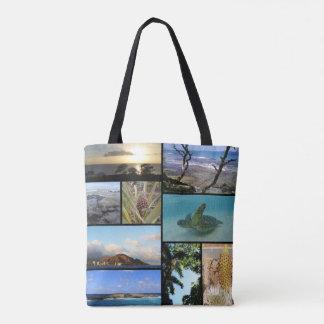 Scenes of Hawaii Tote Bag