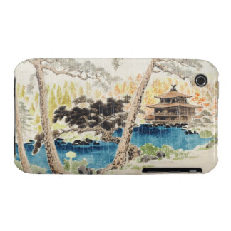 Scenes of Sacred Places, Kinkakuji Temple, Kyoto Case-Mate iPhone 3 Case