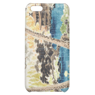 Scenes of Sacred Places Kinkakuji Temple Kyoto iPhone 5C Cases