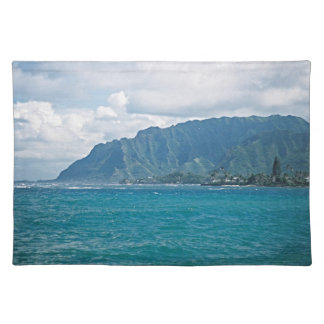 Scenic Beach Vacation Placemats
