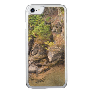 Scenic Glacier Park Carved iPhone 8/7 Case