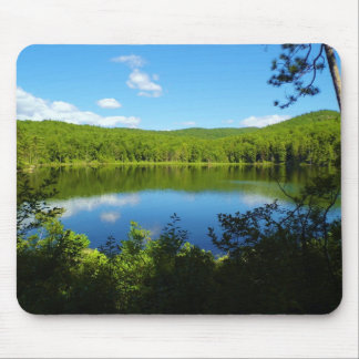 Scenic Goose Pond, Bristol, NH Mouse Pad