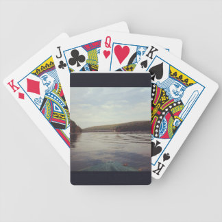 Scenic Lake View Cards