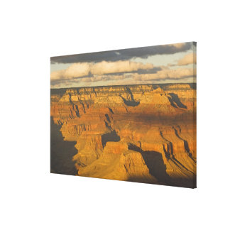 Scenic landscape of the south rim of the Grand Canvas Prints