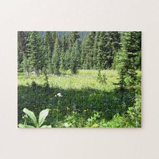 Scenic Meadow Puzzle