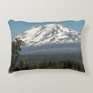 Scenic Mount Adams Decorative Cushion