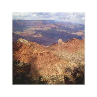 Scenic Mountain Gallery Wrapped Canvas