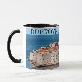 Scenic Mug of Dubrovnik Croatia