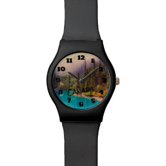 Scenic Northern Landscape Rustic Canada Watch