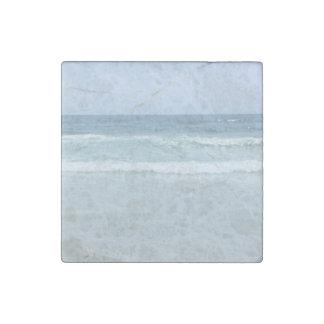 Scenic Ocean - Stone Magnet