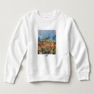 Scenic Prague in the Czech Republic Sweatshirt
