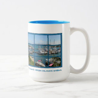 Scenic St Thomas Virgin Islands Coffee Mug