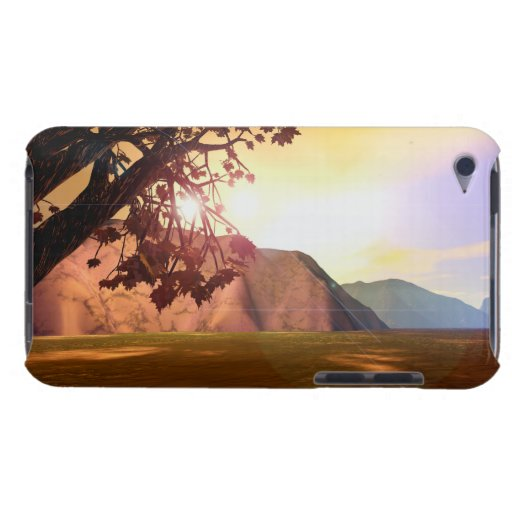 Scenic Thanksgiving iPod Case-Mate Case