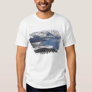 Scenic view of Lake Tahoe, USA Tshirts