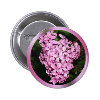 Scent of Lilacs 6 Cm Round Badge
