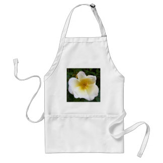 Scented Cream Rose Standard Apron