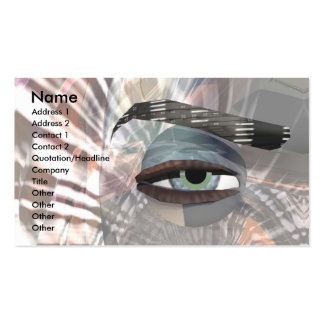 Sceye - Business Pack Of Standard Business Cards