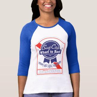 SCH3 Wharf 2 Barf 2009 - Vintage T-Shirt