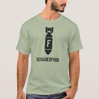 Schadenford F-Bomb T-Shirt